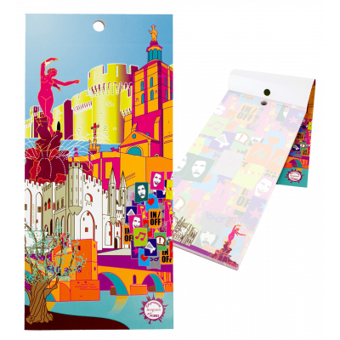 Magnetic memo block - Notebook Formalist - Avignon