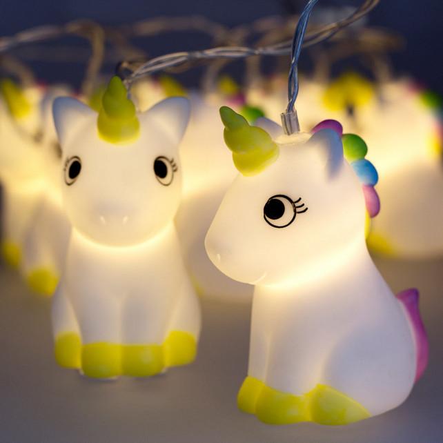 Guirlande lumineuse - Magicorn Light Licorne