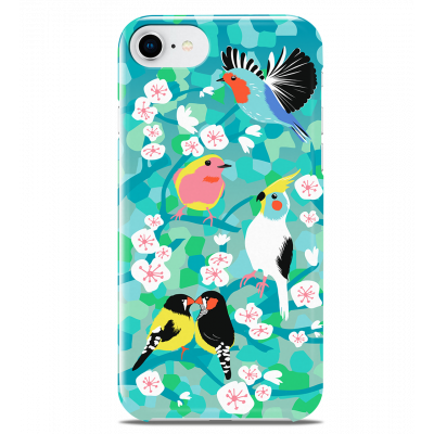 Case for iPhone 6S/7/8 - I Cover 6S/7/8 - Birds