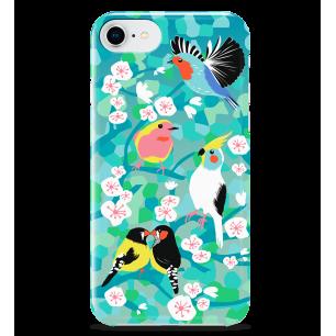 Schale für iPhone 6S/7/8 - I Cover 6S/7/8 - Birds