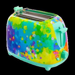 Toaster mit UK Stecker - Tart'in UK