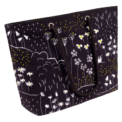 Shopping bag - My Daily Bag 2 - Black Board
