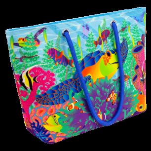 Einkaufstasche - My Daily Bag 2 - Fluocéan