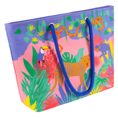 Shopping bag - My Daily Bag 2 - Jungle