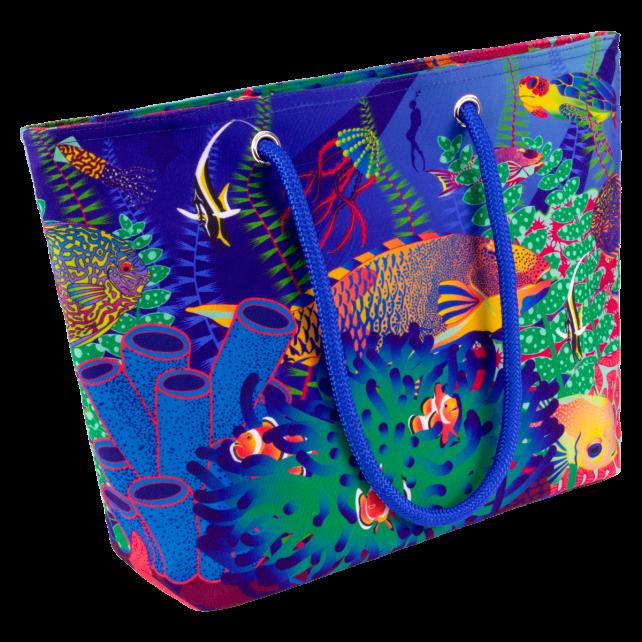 Einkaufstasche - My Daily Bag 2 Under the sea
