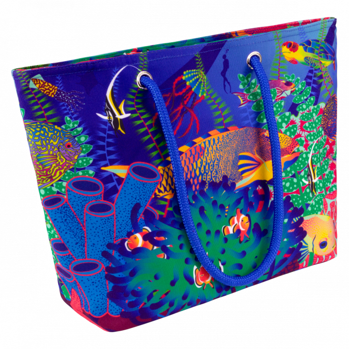 Shopping bag - My Daily Bag 2 Under the sea