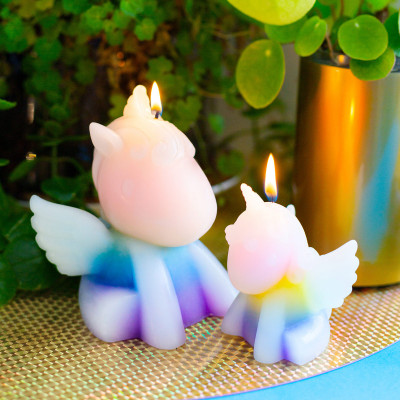 Unicorn candle - Shinicorne