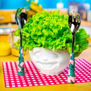 Very big bowl / Salad bowl - Emotion