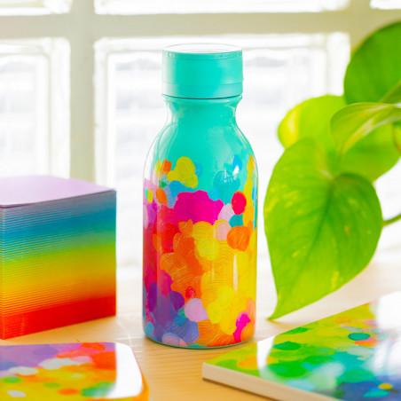 Thermoskanne 40 cl - Mini Keep Cool Bottle Jardin fleuri