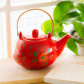 Japanese style teapot - Matinal Tea Orchid Blue
