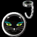 Handbag hook - Dîner en Ville Cat