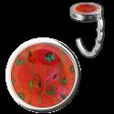 Handbag hook - Dîner en Ville Ladybird