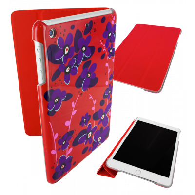 Case for iPad mini 2 and 3 - I Smart Cover - Nymphea