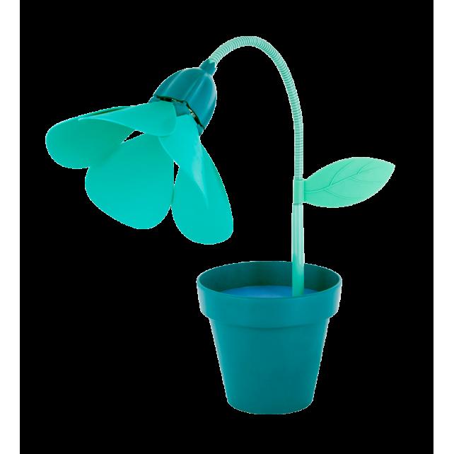 I Touch - Lampe LED avec port USB Blau