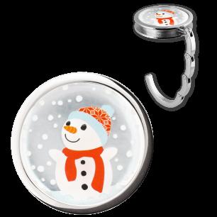 Handtaschenhalter - Dîner en Ville - Snowman