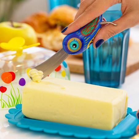 Buttermesser - Fanfaron Blau