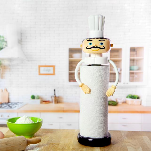 Kitchen roll dispenser - Chef !