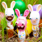 Pen - The Raving Rabbids Cook