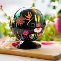 Zuckerdose - Sugar Pot Jardin fleuri