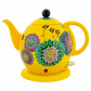Electric kettle with european plug - Byzance Lotus