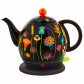 Electric kettle with european plug - Byzance Forest