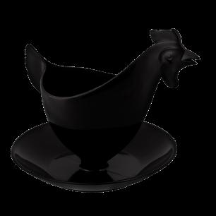 Coquetier design - Poulette