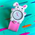 Slap watch - Funny Time Tower Girl