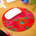 Mouse pad - Tapiron Coquelicots
