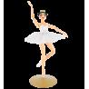 Larabesque - Poupée danseuse Blanc