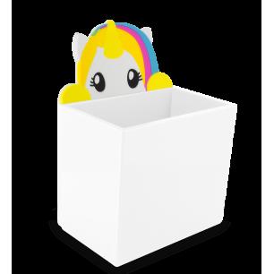 Vaso magnetico - Ani-pot - Unicorno
