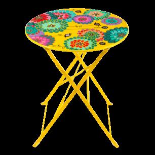 Table pliante - Garden Paradise - Dahlia