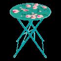 Folding table - Garden Paradise Estampe
