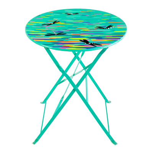 Table pliante - Garden Paradise - Reflet