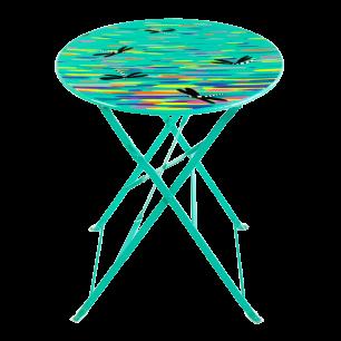 Tavolo da giardino in ferro - Garden Paradise - Reflet
