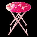 Table pliante - Garden Paradise Coquelicots