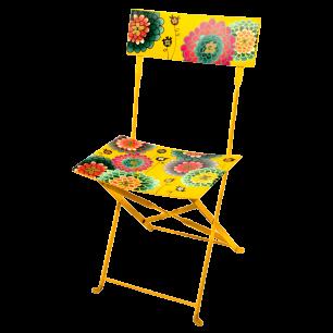 Chaise pliante - Garden Paradise - Dahlia