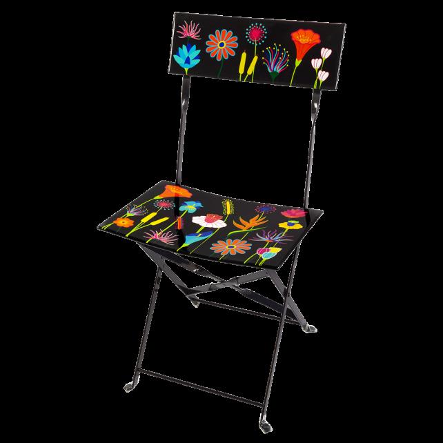 Folding chair - Garden Paradise