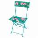Folding chair - Garden Paradise Estampe