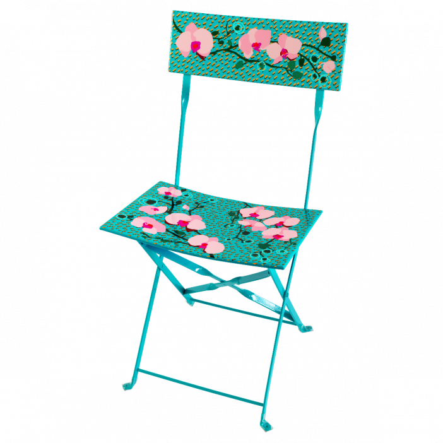 Chaise pliante - Garden Paradise