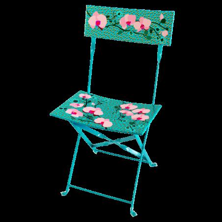 Folding chair - Garden Paradise Dahlia