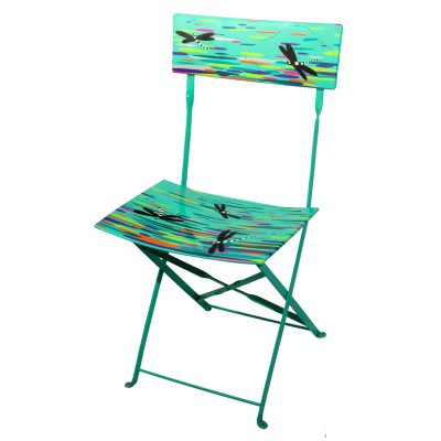 Folding chair - Garden Paradise - Reflet