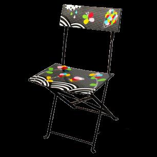 Folding chair - Garden Paradise - Scale