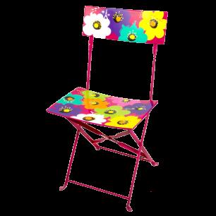 Chaise pliante - Garden Paradise - Stories