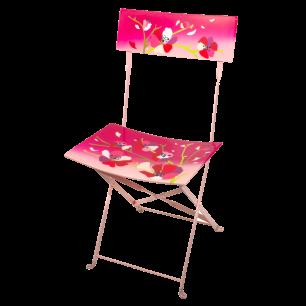 Chaise pliante - Garden Paradise - Sakura