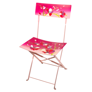 Folding chair - Garden Paradise - Sakura