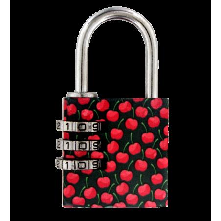 Zahlenschloss - Lock Me Up Cherry