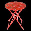 Table pliante - Garden Paradise Jardin fleuri