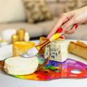 Cheese knife - Davincheese Paint