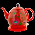 Electric kettle with european plug - Byzance Primavera