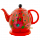 Electric kettle with european plug - Byzance Reflet